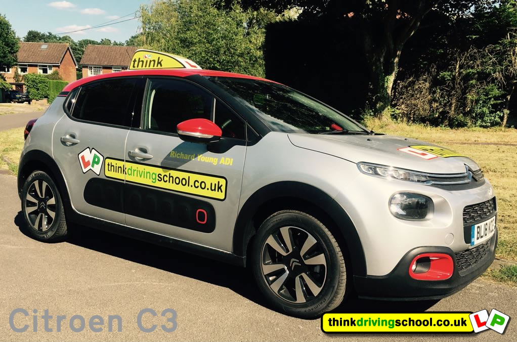 driving lessons Harrow & Eastcote Paul Fowler think driving school