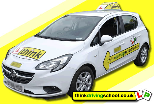 driving lessons Liphook tony and geniene rutland think driving school