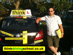 drivng schools farnborough