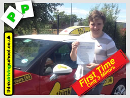 driving lessons liphook wendy mclaren think driving school
