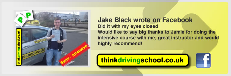 jake black left this awesome review of think drivng school
