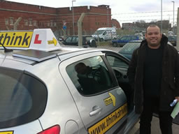 arun hindhead  happy with think driving school