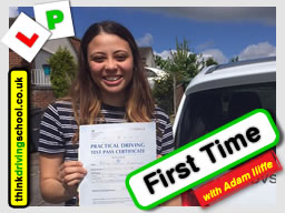 driving lessons in High Wycombe Adam Iliffe ADI