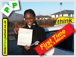 harry happy driving school sandhurst learner