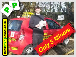 Nacy from Watford driving lessons Watford  think driving school
