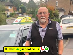 Adam Iliffe sandhurst and bracknell think driving school