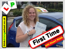 Passed with think driving school in June 2016