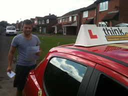 mark bordon happy with think driving school
