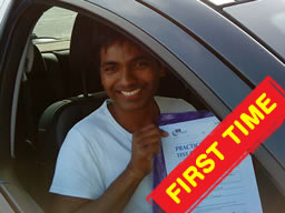 suraj guildford  happy with think driving school