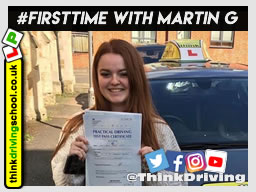 driving lessons Guildford Martin Gilligan think driving school