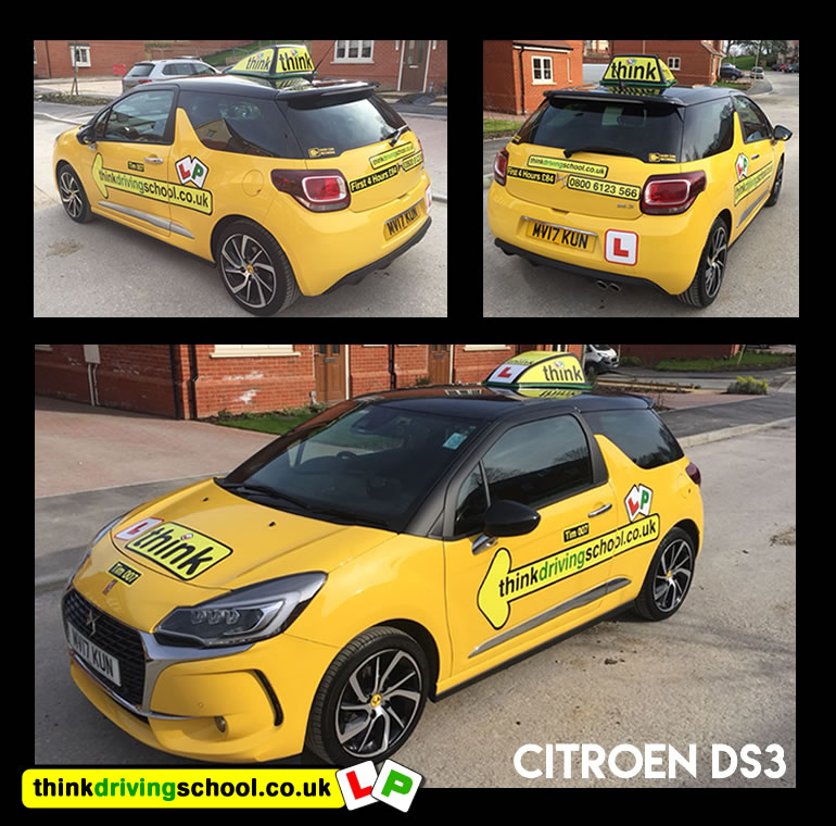 driving lessons Frimley Surrey Tim Price-Bowen think driving school