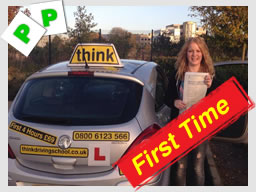 eve hatcher passed with ian weir adi