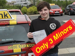 driving lessons Kirkintilloch glasgow aaron gee think driving school