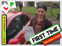 Simon Foote Adi driving instructor Giving driving lessons in Bracknell