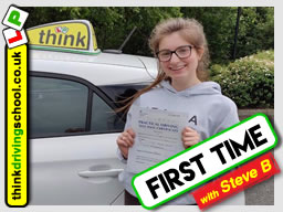 Steve Bradeley Adi driving instructor Giving driving lessons in Bracknell