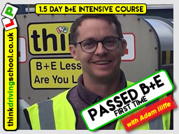 B+E Trailer lessons and Courses Hampshire, Surrey, Berkshire, London