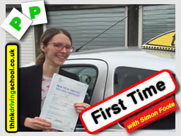 driving lessons Slough and Maidenhead Nasreen Raja ADI
