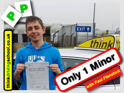 driving lessons Guildford Pawel Planetorz Woking think driving school Chertsey